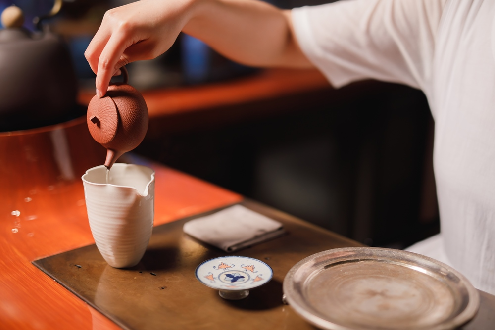 琥泊 Liquide Ambré/茶沙龍/大安區/台北
