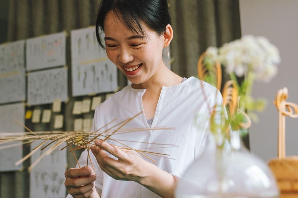 竹子/筑子/編織/植物/大自然/台北/台灣