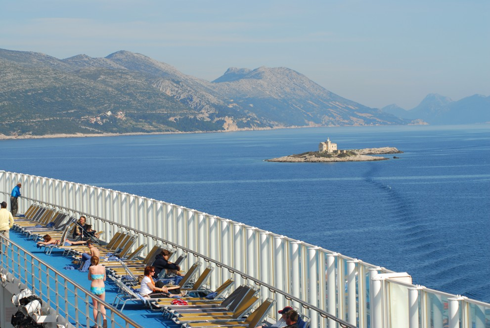 克羅埃西亞旅遊享受觀光渡輪跳島冒險行程