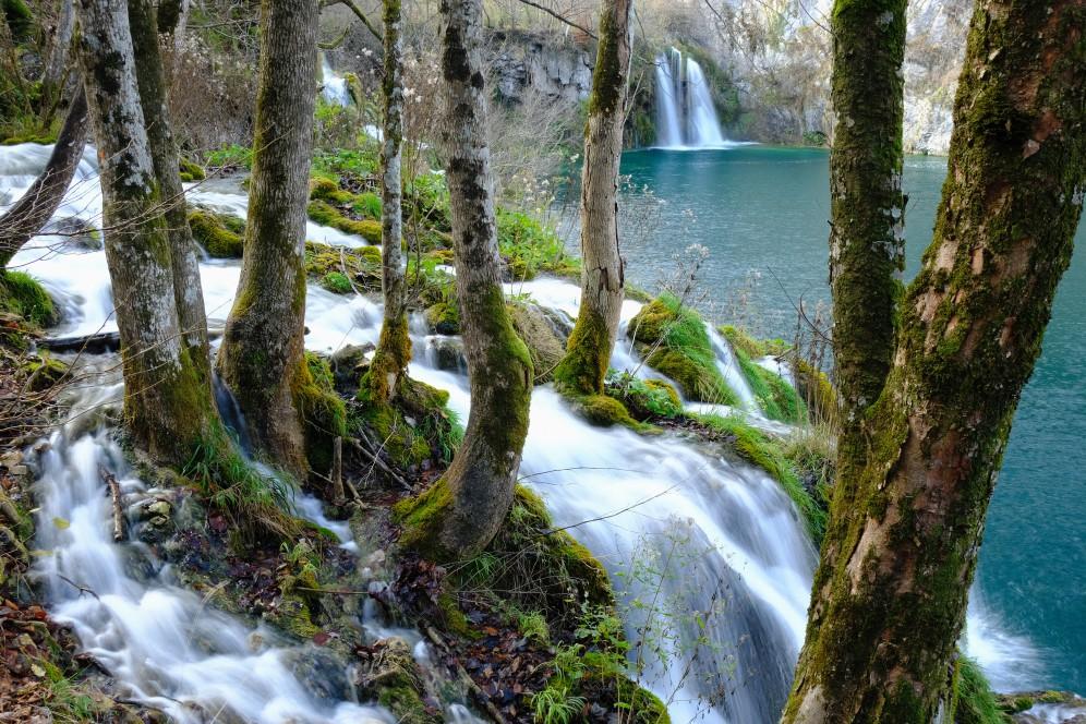 克羅埃西亞的普列提維切湖
