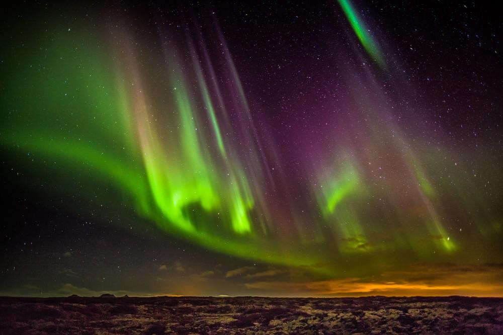 冰島/極光
