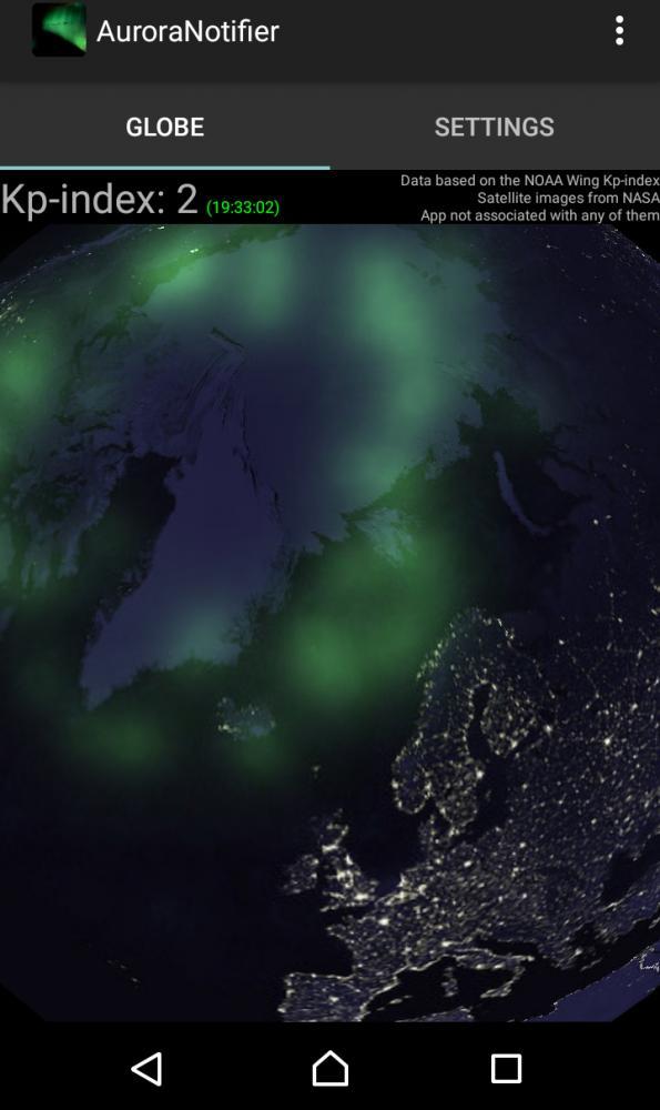 冰島極光/APP