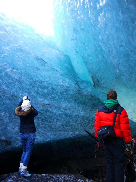 藍冰洞是體驗冰島冰川魅力的最佳方式
