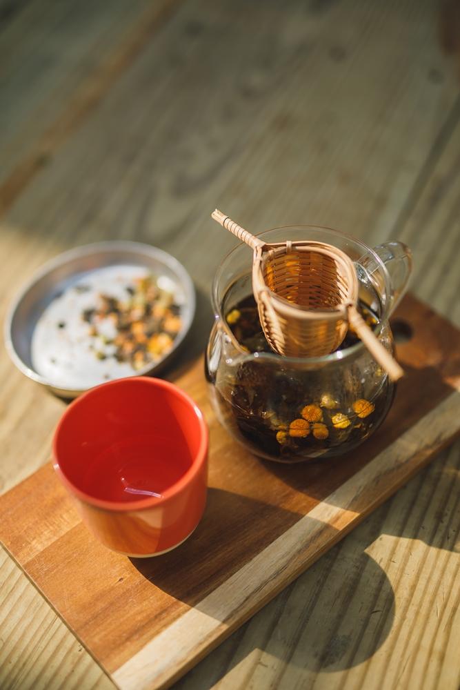 草茶/野事草店/植物/九份/台北/台灣