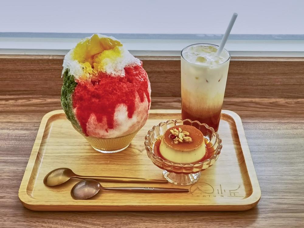 消暑冰品/小丘chiu巢咖哩/大安區/台北