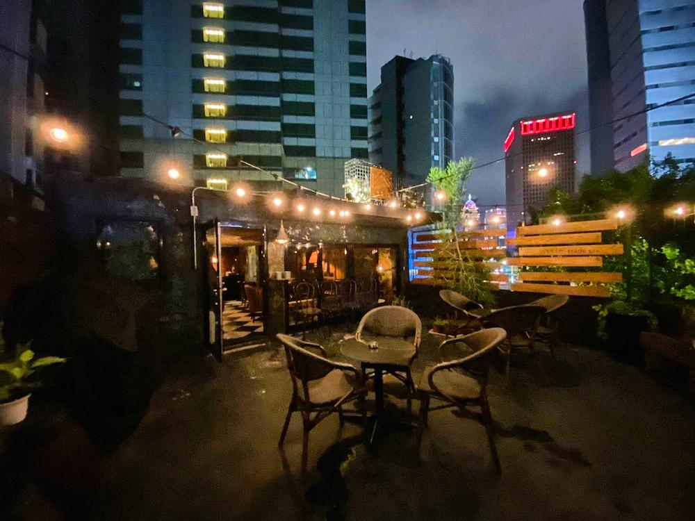 東區酒吧/Attuc Trade co./客製化調酒