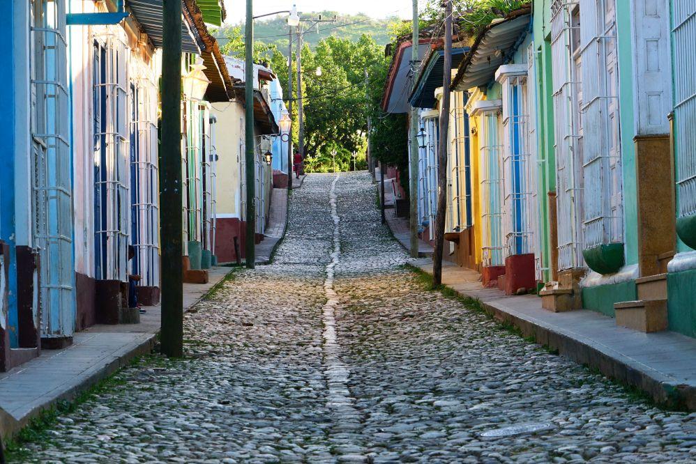 古巴旅遊不可錯過的街坊景色