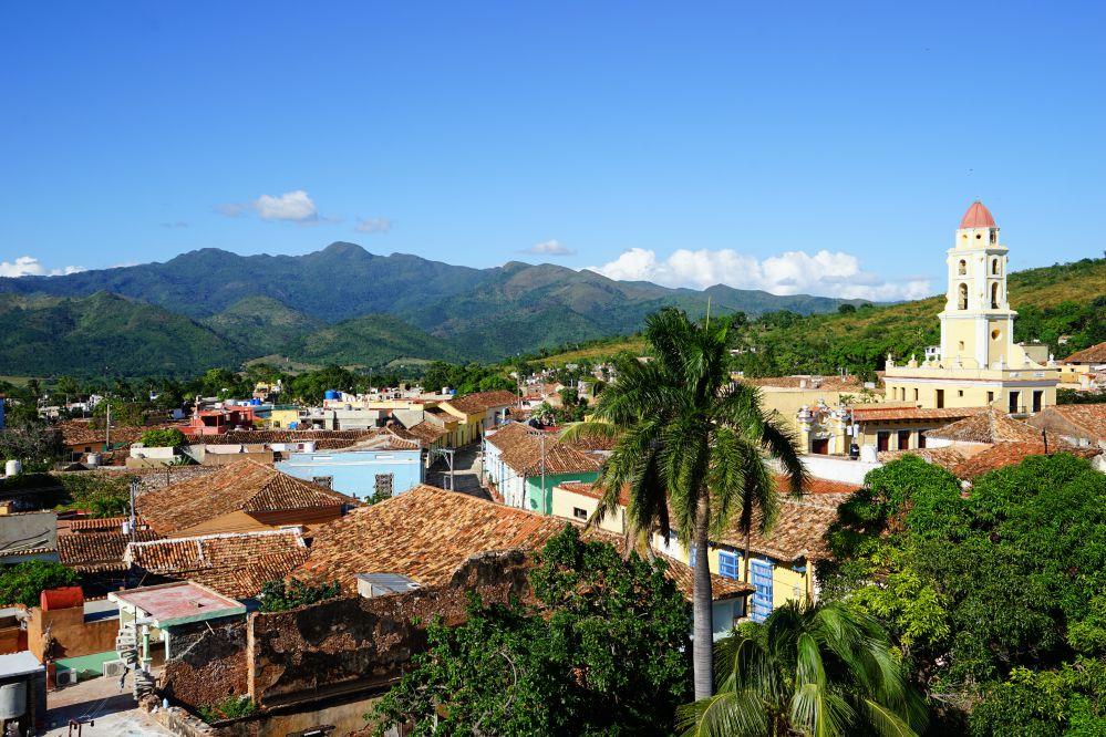 古巴旅遊景點千里達