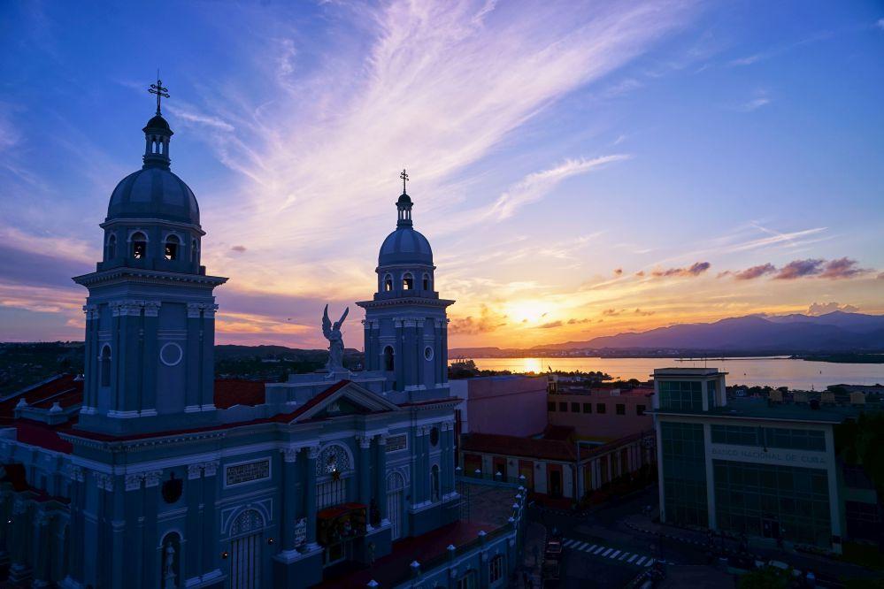 古巴旅遊景點「塞斯佩德斯公園教堂」