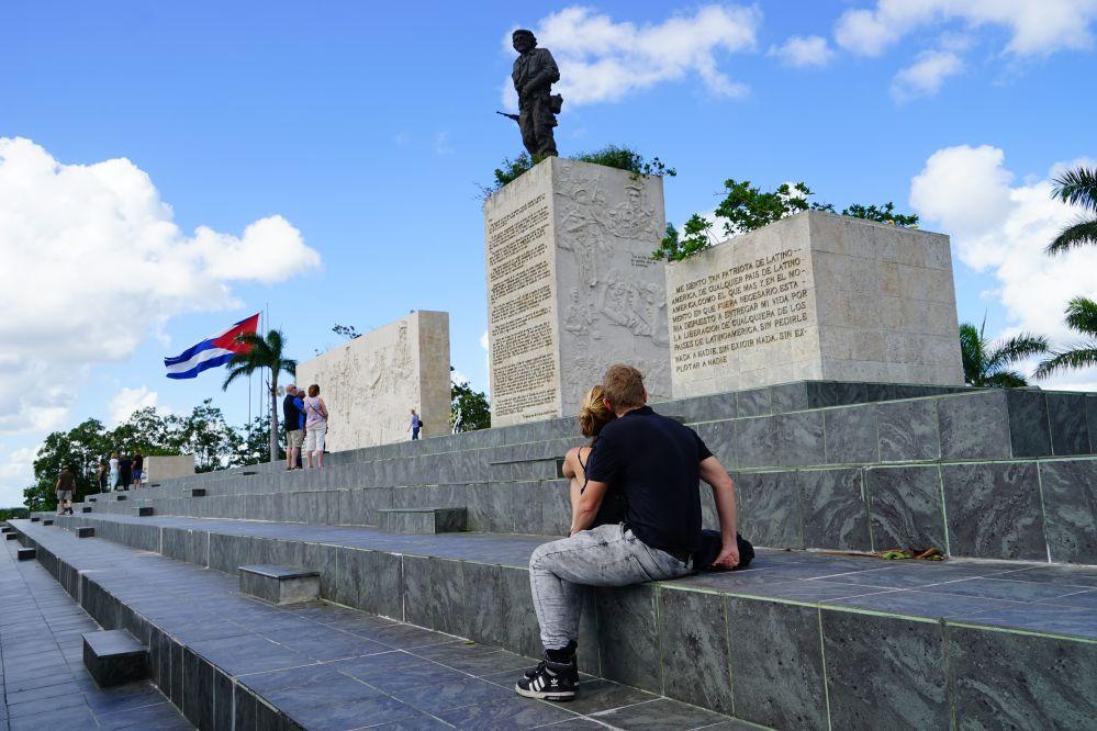 古巴旅遊觀光景點「切格瓦拉紀念碑」