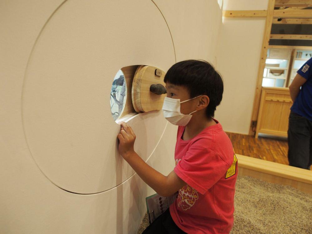 兒童考古探索廳/蘭陽博物館/宜蘭