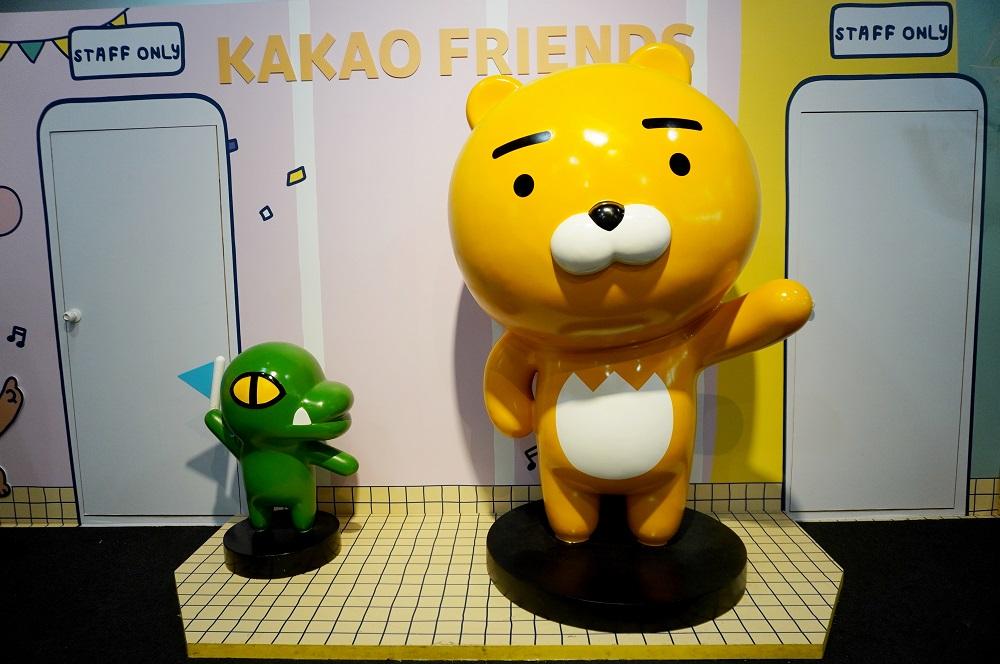 KAKAO FRIENDS/台北/台灣/限定店