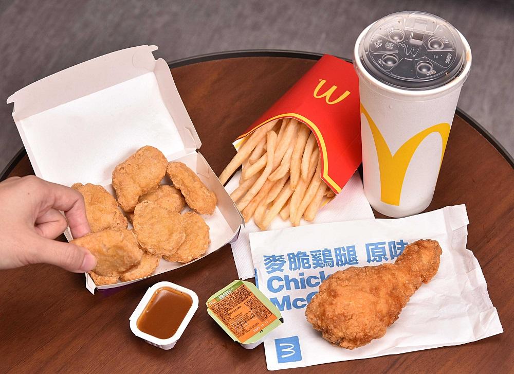 麥當勞/台北/台灣/深夜食堂