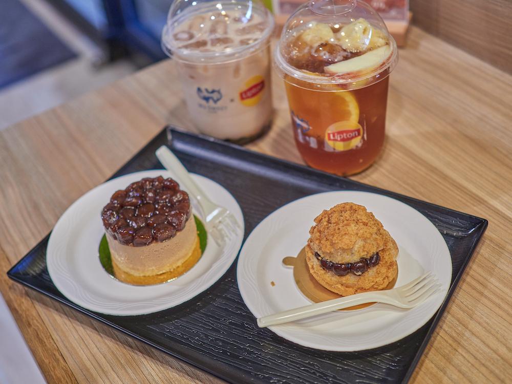 We Sweet Café/全聯/立頓/台北景點/台灣