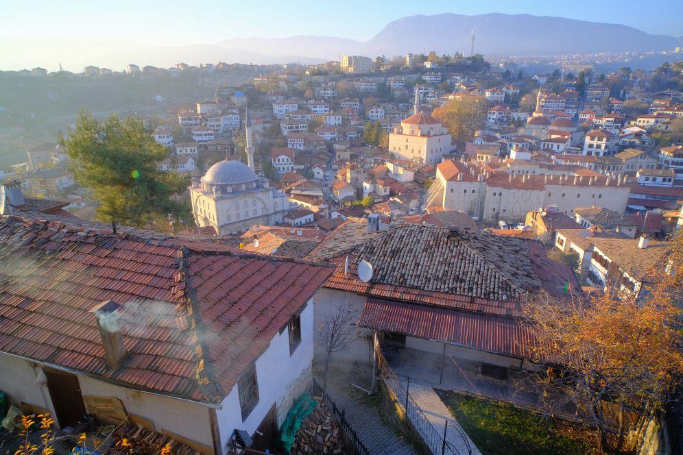 土耳其3月旅遊推薦景點「番紅花城」
