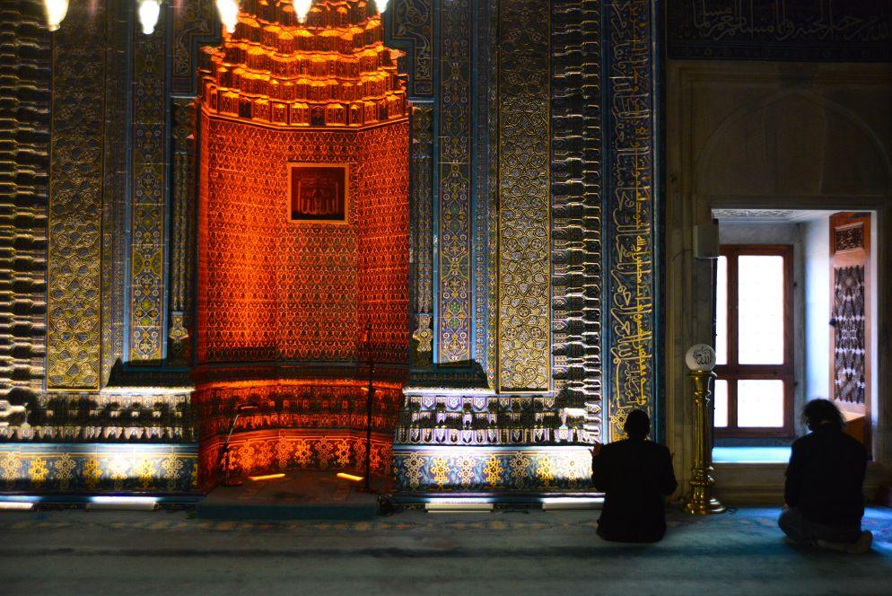 土耳其2月旅遊推薦景點「綠色清真寺」