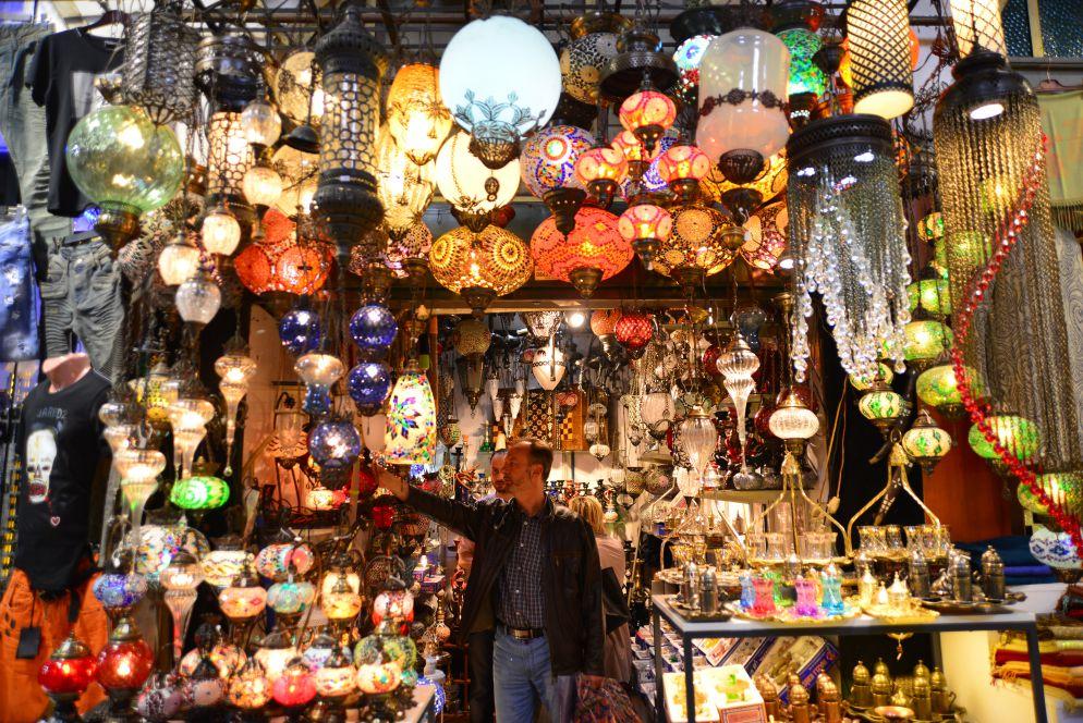 土耳其1月旅遊推薦去伊斯坦堡市集