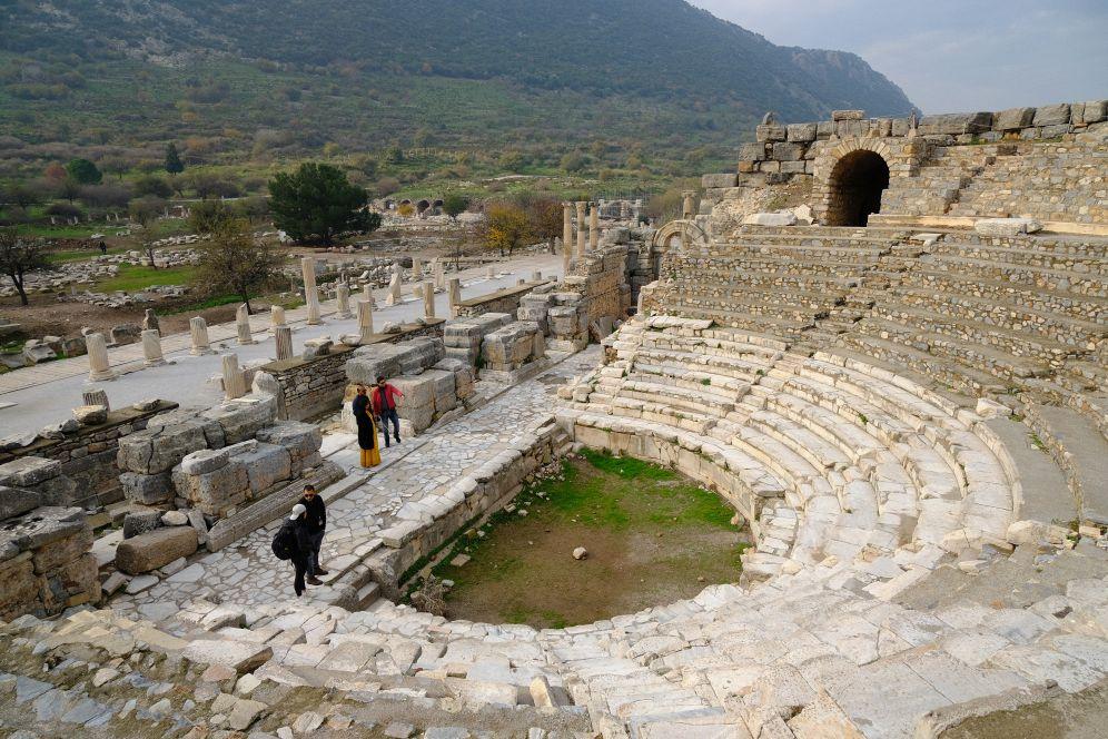 土耳其5月旅遊推薦拜訪愛琴海畔以弗所