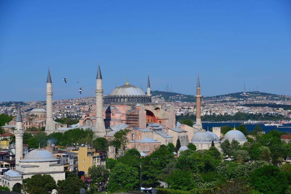 土耳其9月旅遊推薦景點「聖索非亞博物館」