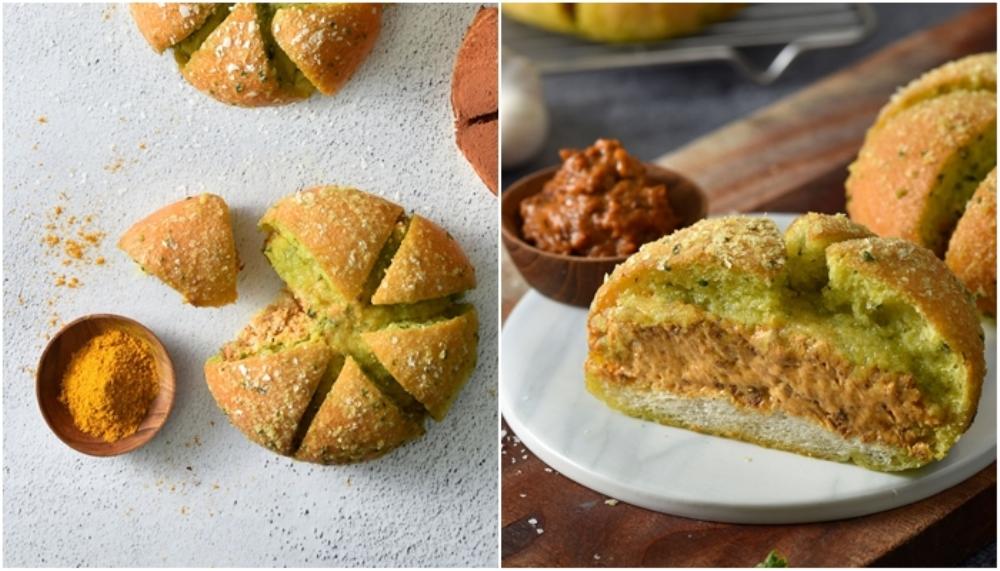 酸乳酪印度雞肉咖哩/布里王子の麵包廚房/台灣