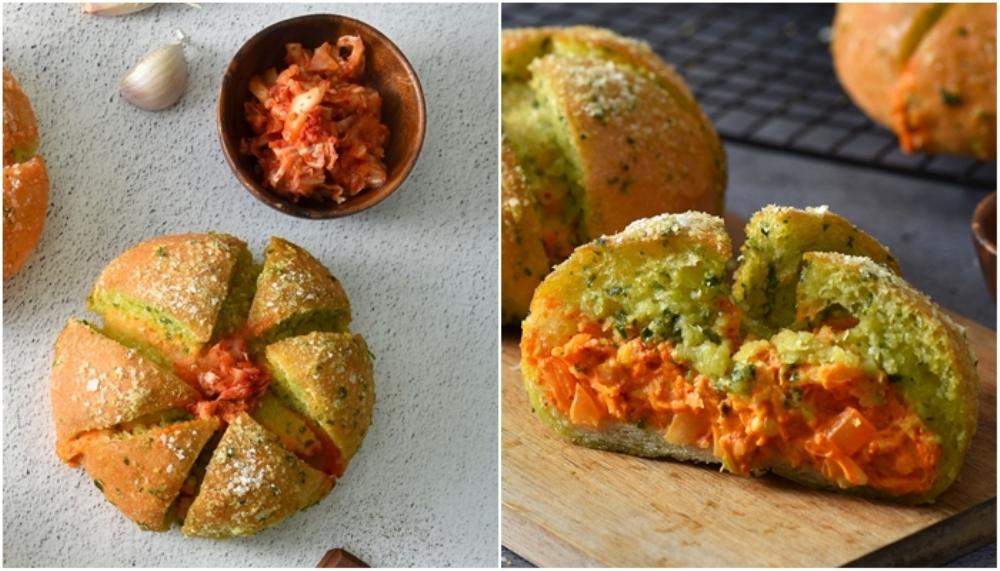 酸乳酪韓式泡菜/布里王子の麵包廚房/台灣
