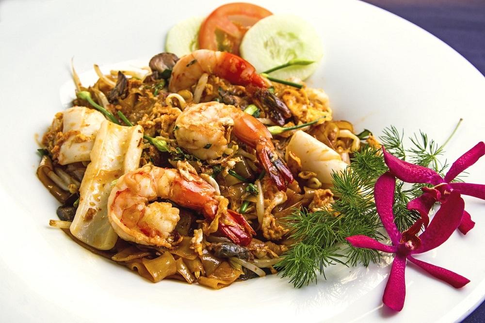 乾撈餛飩麵/檳城/馬來西亞