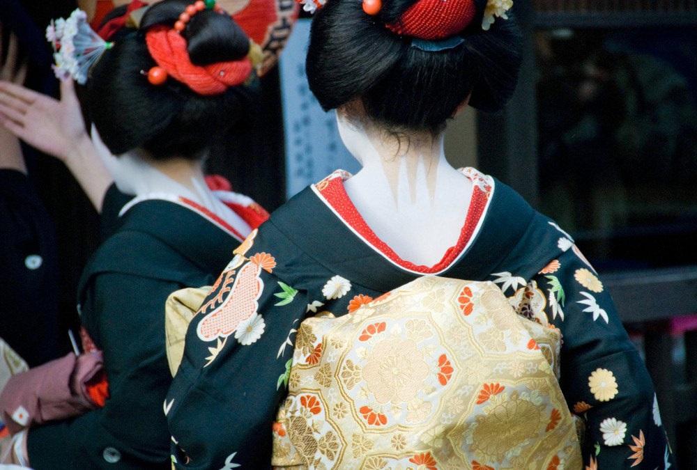京都舞妓/京都/日本