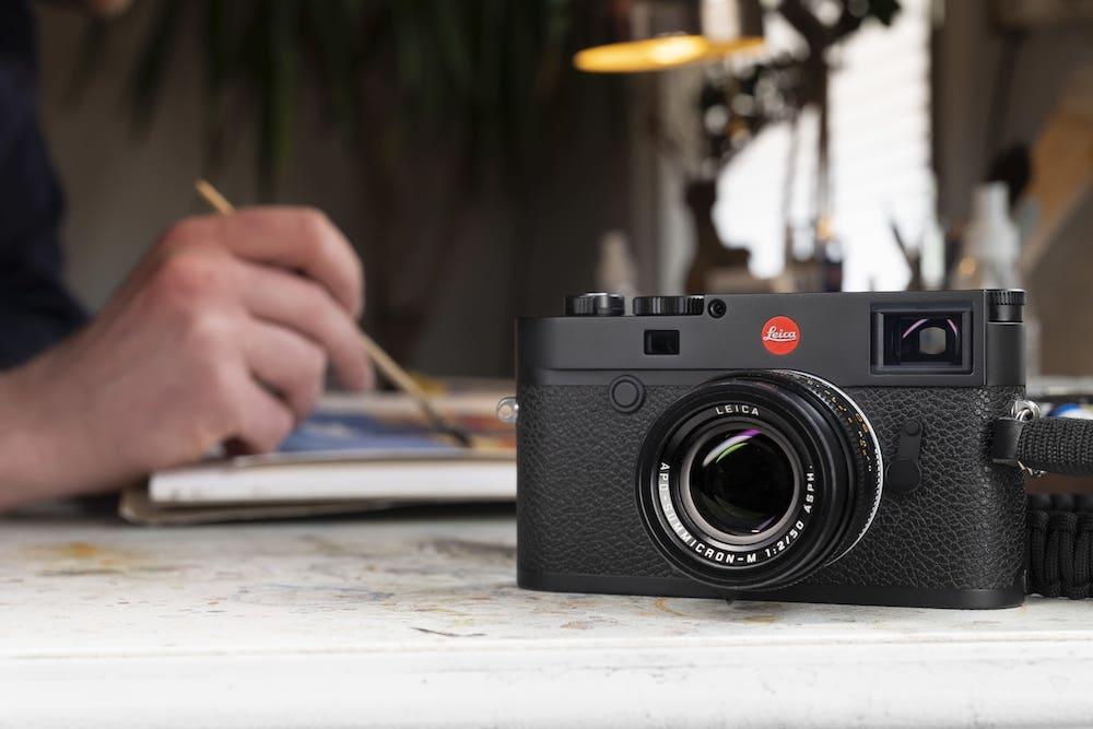 徠卡M10-R相機_黑色版/徠卡相機/4000萬畫素新境界