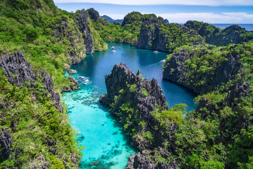 科隆島/Coron Island/菲律賓/潛水勝地