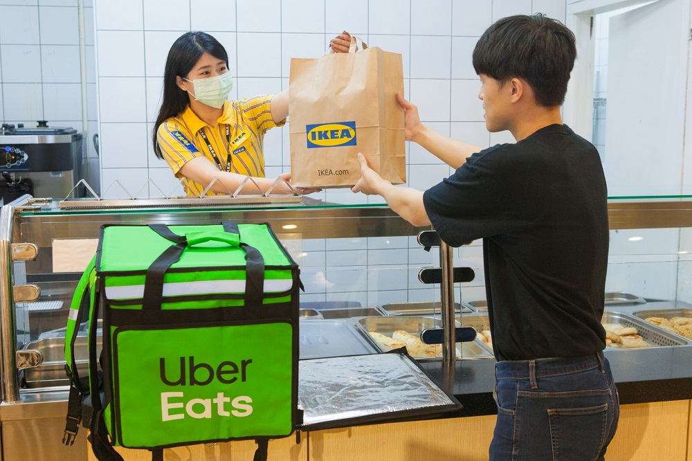 IKEA/台灣/瑞典美食/外送服務