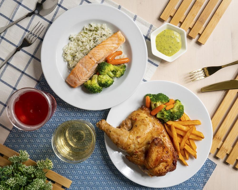 IKEA/台灣/瑞典美食/雙人分享餐