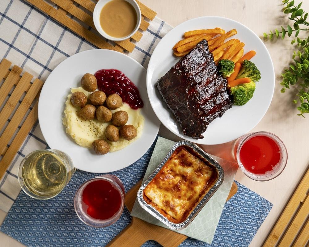 IKEA/台灣/瑞典美食/三人分享餐