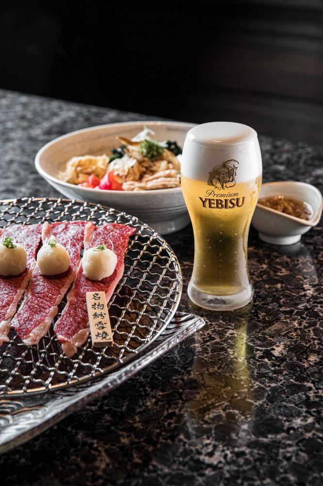 YEBISU惠比壽/台灣/燒肉/老乾杯
