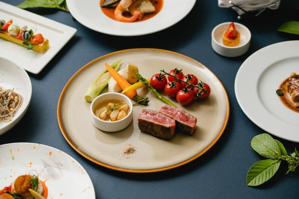 澳洲和牛9+等級碳烤牛小排/GUSTOSO義大利餐廳/慕軒飯店/大安美食/台北美食