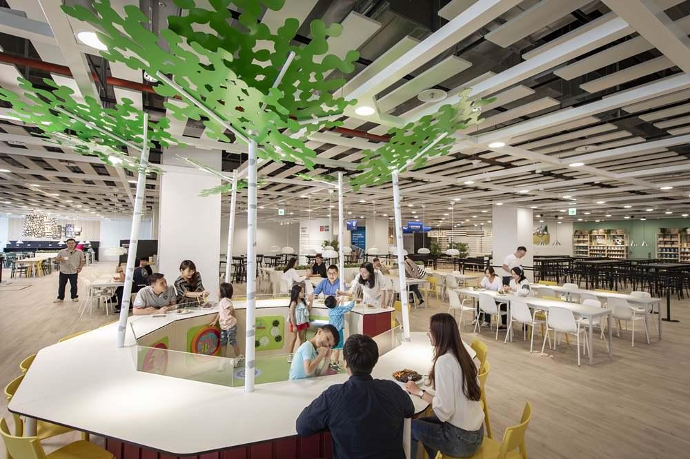 餐廳/IKEA/桃園/台灣