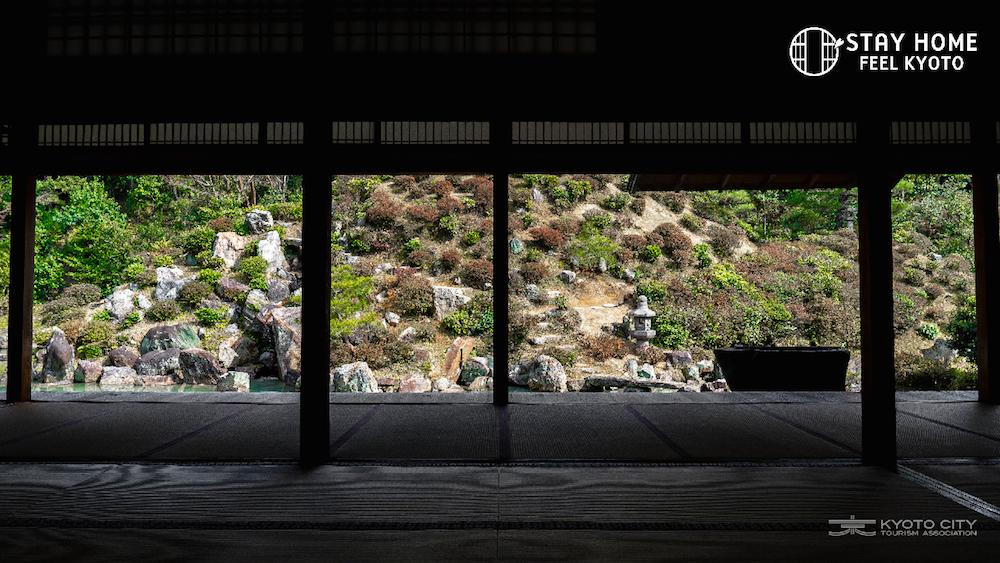 京都觀光局/新冠病毒/Stay Home,Feel Kyoto/京都旅遊