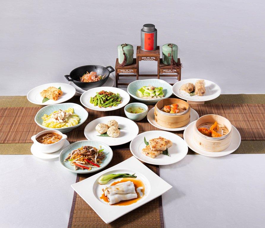 港式料理/青雅中餐廳/台北新板希爾頓酒店/台灣