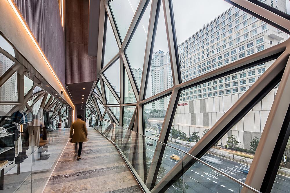 內景/Galleria Gwanggyo/韓國最美百貨公司