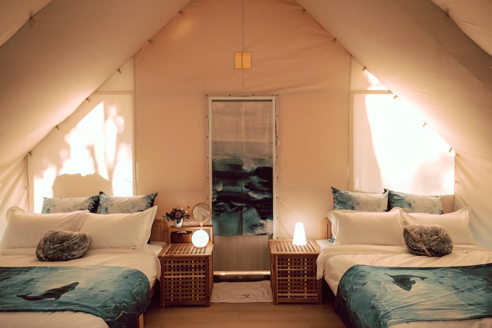 室內房型/向海那漾/台中景點/海邊露營/台中露營/台中大安