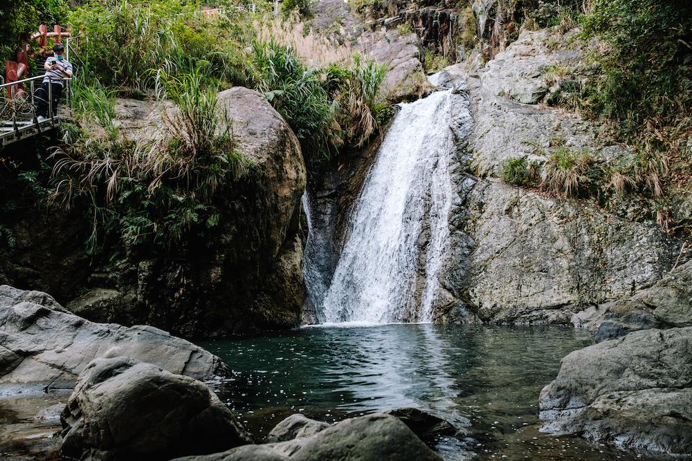 瀑布發現龜山島/LUVHOPE・白石腳村/宜蘭礁溪/宜蘭露營/露營景點