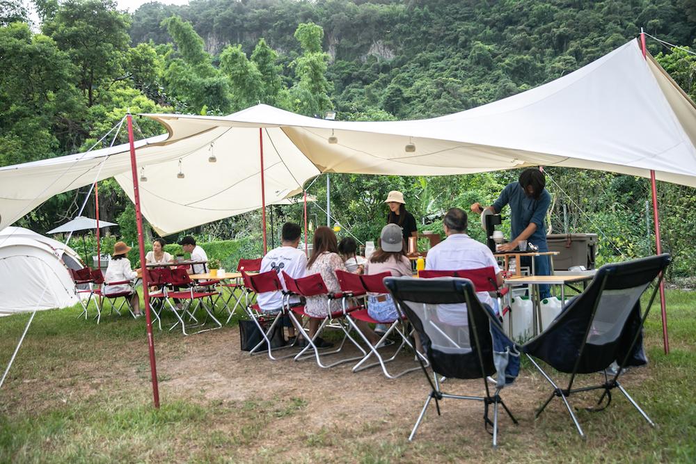 野外咖啡教室/LUVHOPE・白石腳村/宜蘭礁溪/宜蘭露營