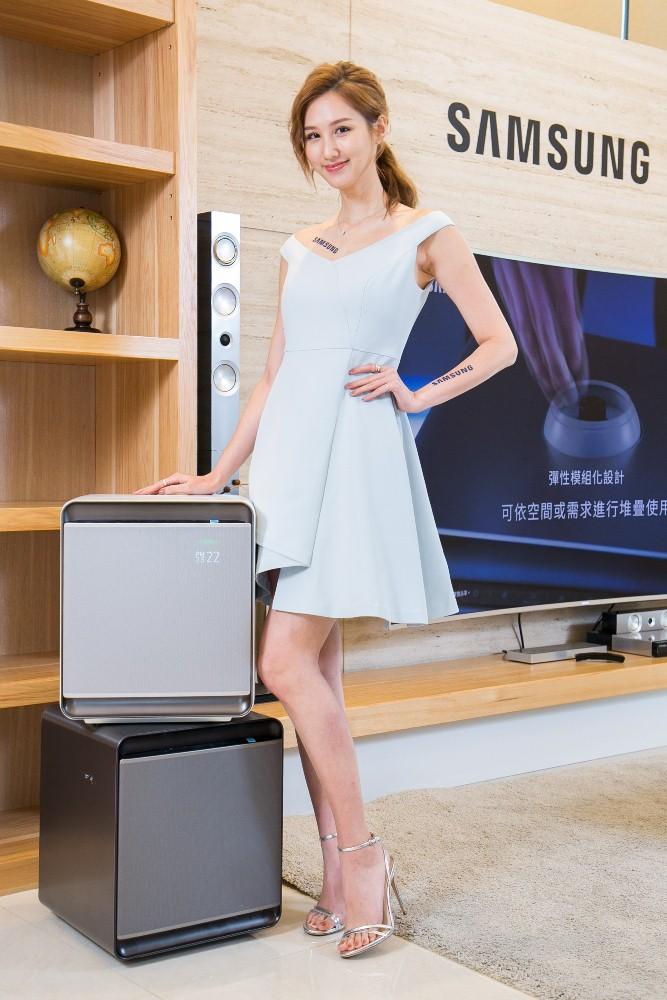 Samsung Cube無風智慧清淨機/家電/三星電子/台灣