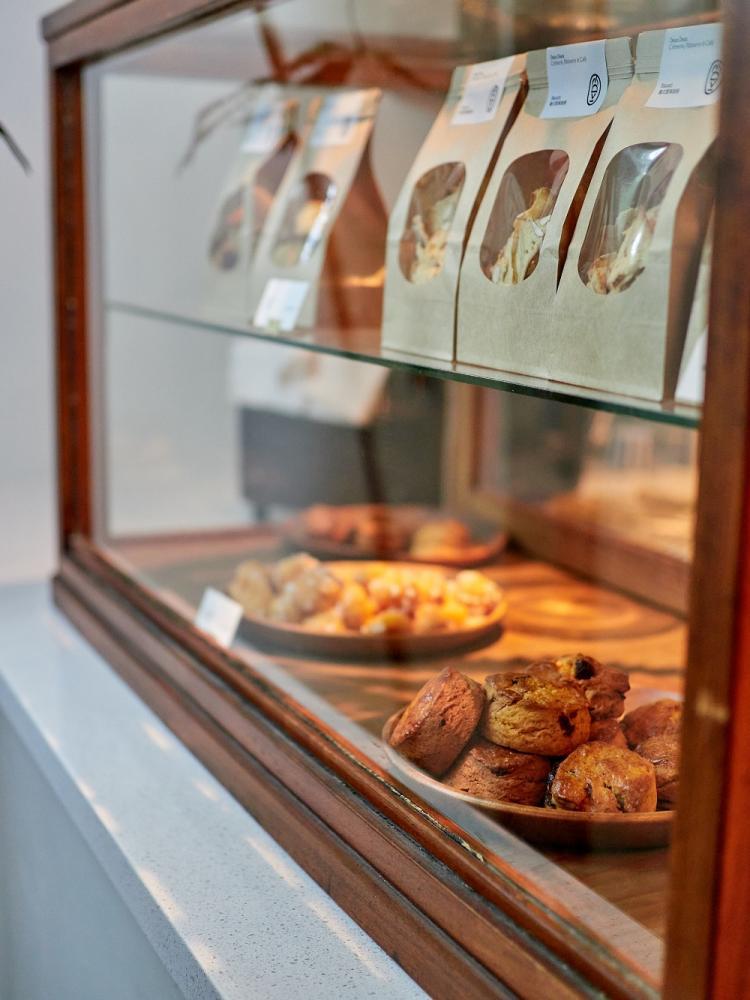 Deux Doux Crèmerie, Pâtisserie & Café/台北/台灣/冰品甜點店