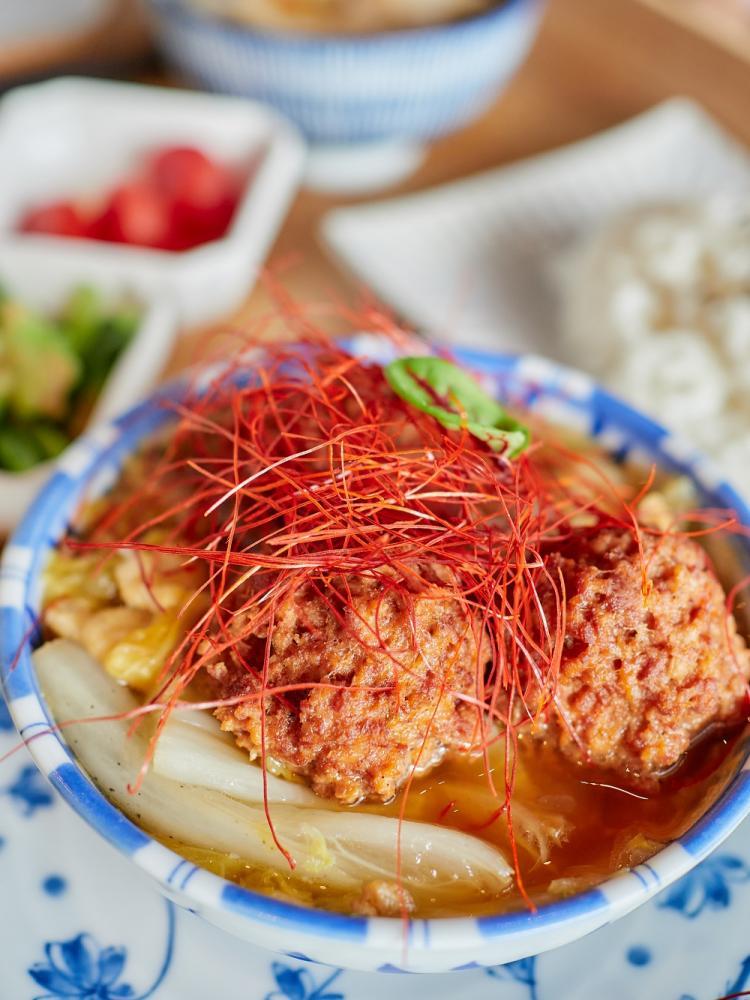 小上海紅燒獅子頭/溫叨/台北/台灣/最美餐酒館