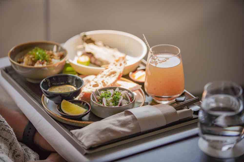 米其林一星餐廳「Longtail」的亞洲當代料理/星宇航空/好想出國飛行假期