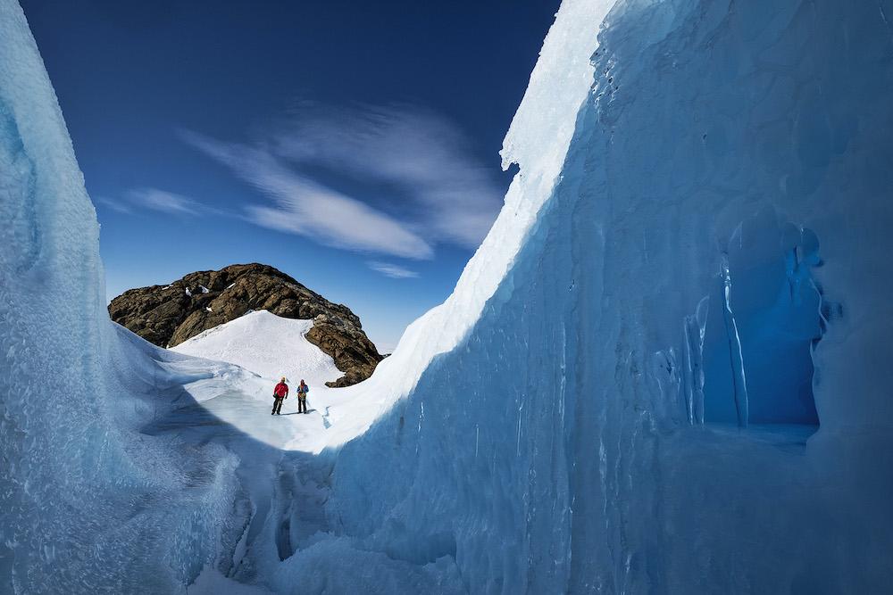 南極洲/維思達公務機/安全目的地計畫/私人飛行旅程/VistaJet World