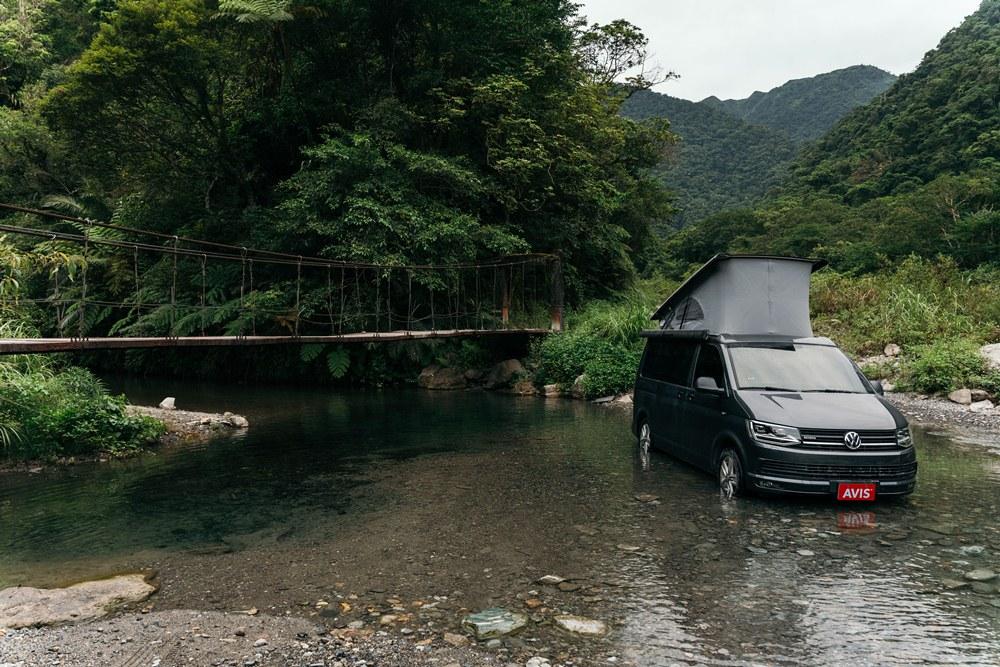 自然美景/露營車/蘇澳/宜蘭