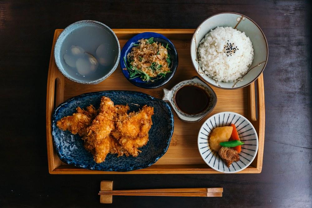 定食/山口食堂/日式餐館/蘇花公路/宜蘭/台灣
