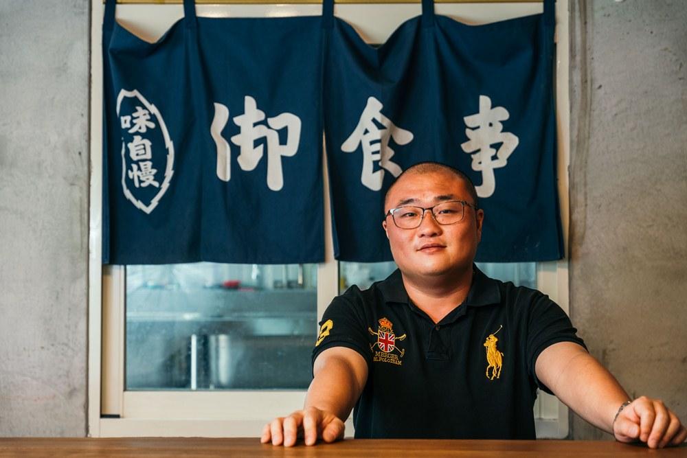 老闆/定食/山口食堂/日式餐館/蘇花公路/宜蘭/台灣
