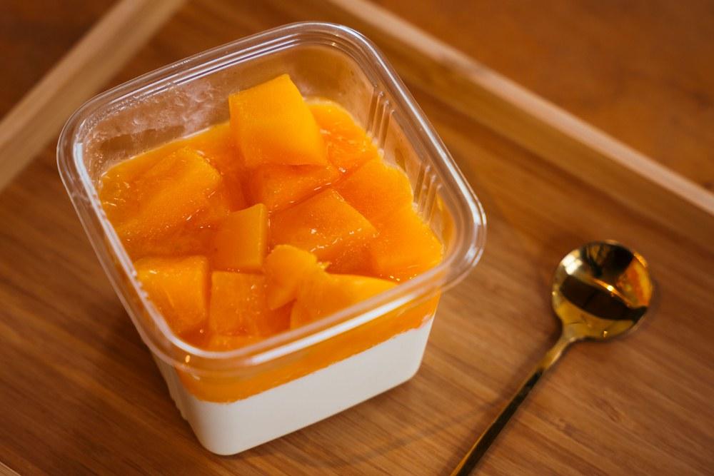 芒果甜點/內部/好好吃食堂/新城/花蓮
